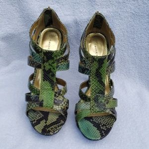 Chines Laundry sandals heels